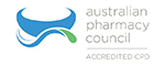 Australian Pharmacy Council Accredited CPD event