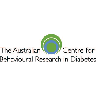 The Australian Centre for Behavioural Research in diabetes logo