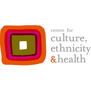 Centre for Culture, Ethnicity and Health logo
