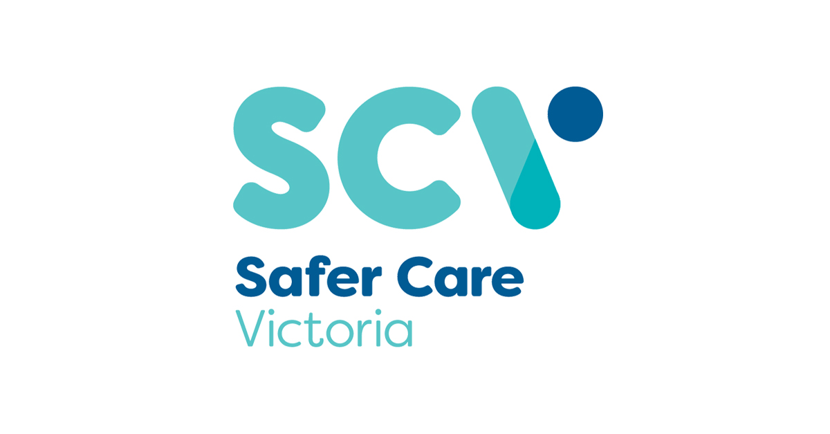 Safer Care Victoria logo