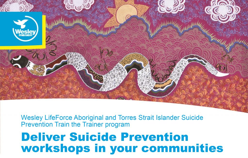 Train The Trainer Suicide Prevention Course For Aboriginal