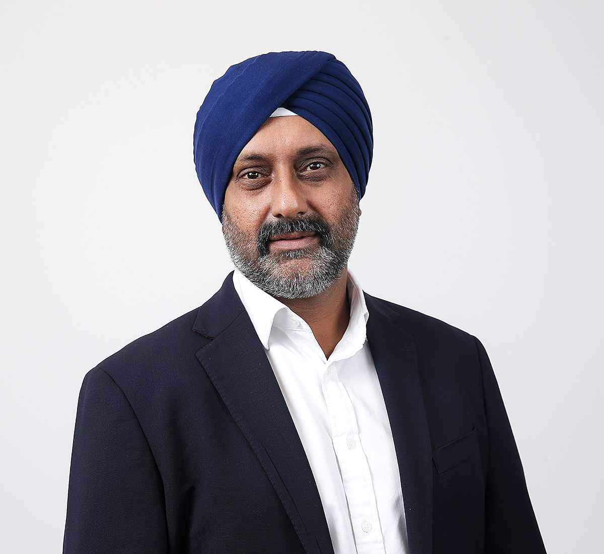 Portrait of Jag Dhaliwal