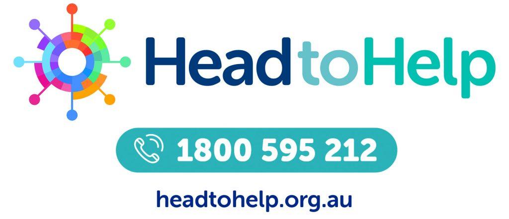 HeadtoHelp logo
